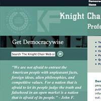 Knight Chair for Political Reporting