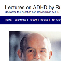 ADHD Lectures Web site